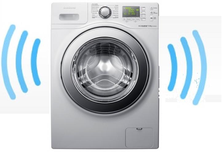 Шум стиральной машины