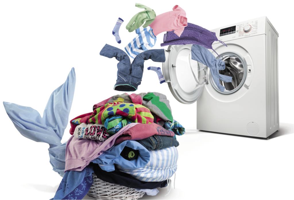 Основные причины почему стиральная машина не отжимает белье