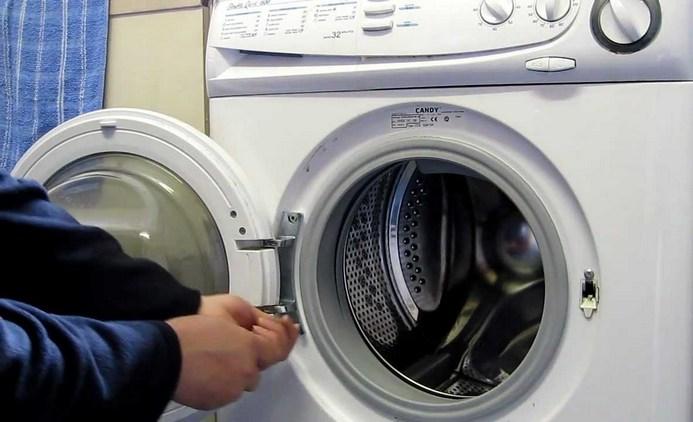 Снять резинку с барабана стиральной машины: замена уплотнителя, как одеть резинку